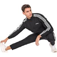 Agasalho Adidas Performance Mts 3S Wv C Preto