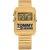 Relógio Tommy Jeans Masculino Aço Dourado - 1791670