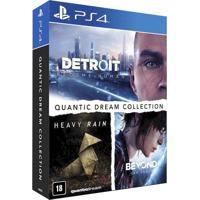 Jogo Quantic Dream Collection Ps4