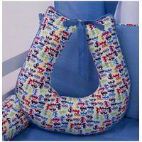 Almofada Amamentação I9 Baby Carrinhos Azul