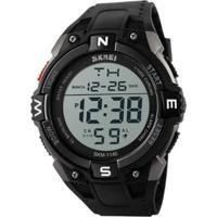 Relógio Skmei Digital 1140 Prata