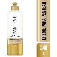 Creme De Pentear Pantene Hidratação 240G - Unissex-Incolor