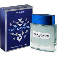 Influence New York Fiorucci - Perfume Masculino - Eau De Cologne - 100Ml - Masculino-Incolor