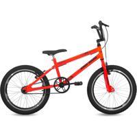 Bicicleta Mormaii Aro 20 Q11 Cross Energy Com Aero Laranja