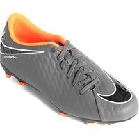 fbbb15bf2ba23 Netshoes  Chuteira Campo Nike Hypervenom Phantom 3 Club Fg - Unissex