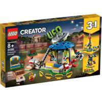 Lego Creator - 3 Em 1 - Parque De Diversões - 31095
