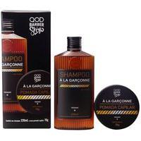 Kit Shampoo E Pomada À La Garçonne Qod | Qod Barber Shop | Kit