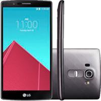 "Lg Smartphone H815 G4 - 32Gb - Tela 5.5"" - Camêra 16Mp - Cinza"