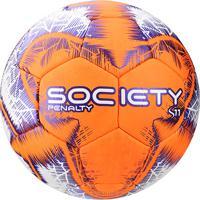 5d9e10dbe596c Bola De Futebol Society Penalty S11 R4 Ix - Unissex