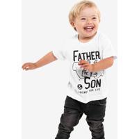 Camiseta Father & Son Niños 500080