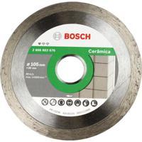 Disco Diamantado Para Corte Cerâmica Bosch, 105 Mm
