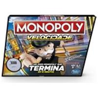 Jogo De Tabuleiro Monopoly Speed Original Hasbro