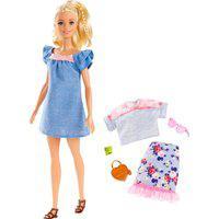 Barbie Fashionista Sweet Bloom - Mattel