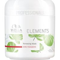 Wella Professionals Elements Renewing Mask - Máscara De Reconstrução 150Ml - Unissex-Incolor