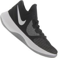 Tênis Nike Air Precision Ii - Masculino - Preto/Branco