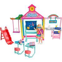 Barbie Chelsea Diversão Na Escola – Mattel - Kanui
