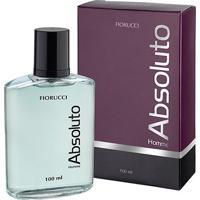 Absoluto Fiorucci - Perfume Masculino - Deo Colônia - 100Ml - Masculino-Incolor