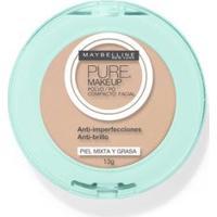 Pó Facial Pure Make Up Natural 13G