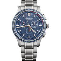 Relógio Victorinox Swiss Army Masculino Aço - 241817