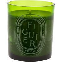 Diptyque Vela Aromática Modelo 'Figuier Vert' - Verde