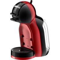 Cafeteira Expresso Dolce Gusto Mini Me Arno 800Ml Preta E Vermelha 220V