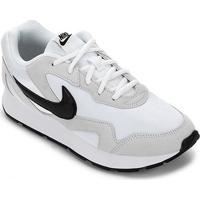 Tênis Nike Delfine Masculino - Masculino-Branco+Preto