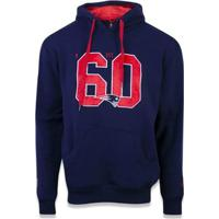 Casaco Moletom New England Patriots Sports Vein New Era - Masculino