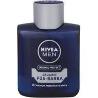 Bálsamo Pós Barba Nivea Men Original Protect - 100Ml - Masculino-Incolor