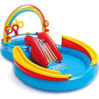 Piscina Playground Arco Iris 227 Litros Intex