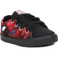 3721c547a7e ... Tênis Infantil Marvel Homem-Aranha Masculino - Masculino-Preto