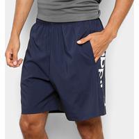 Bermuda Adidas Essentials Linear Chelsea Masculina - Masculino-Marinho+Branco