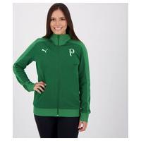 Jaqueta Puma Palmeiras Track Feminina Verde