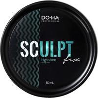 Do.Ha Sculpt Fix - Pomada Finalizadora 60Ml - Unissex-Incolor