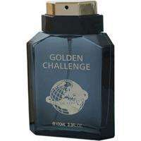 Golden Challenge Omerta - Perfume Masculino - Eau De Toilette 100Ml - Masculino-Incolor