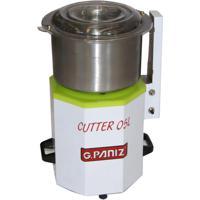 Processador De Alimentos Cutter Inox 5L 1/2Cv Gpaniz