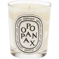 Diptyque Vela Aromática Modelo 'Opopanax' - Branco