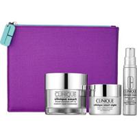 Kit Sérum Anti-Idade De Reparação Customizada Clinique 10Ml + 1 Hidratante 15Ml + 1 Hidratante 50Ml - Unissex-Incolor