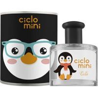 Água De Colônia Ciclo Mini Pigucho Ciclo Cosméticos Perfume Infantil - 100Ml - Unissex-Incolor