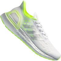 Tênis Adidas Ultraboost Pb - Masculino - Cinza Cla/Verde Cla