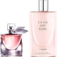 Kit Perfume La Vie Est Belle 30Ml + Body Lotion 200Ml