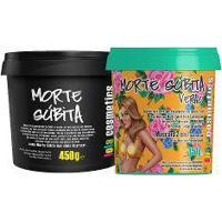 Lola Morte Súbita Verão + Morte Súbita Super Hidratante Lola Cosmetics - Kit De Máscaras