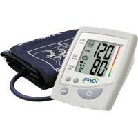 Medidor De Pressão De Braço G-Tech - Indica Arritmia, Automático, Precisão Clinicamente Comprovada, Gráfico De Nível De Hipertensão - Home La250