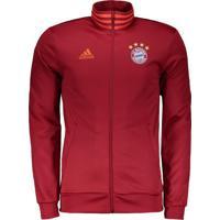 Jaqueta Adidas Bayern De Munique 3S Vermelha