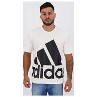 Camiseta Adidas Estampada Fav Bl Branca