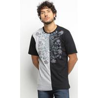 Camiseta Hd Especial Apocalipse Masculina - Masculino-Mescla
