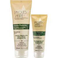 Kit Shampoo E Gel Cachos Perfeitos- Jacques Janinejacques Janine