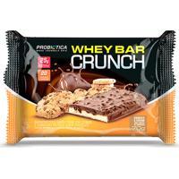 00d6e6649 Netshoes  Barra De Proteína Whey Bar Crunch C 8 Unidades - Probiótica -  Unissex