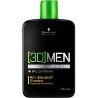 Shampoo 3D Men Anti-Caspa 250Ml