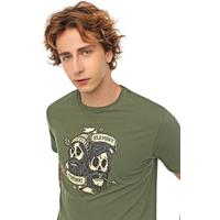 Camiseta Element Brothers Verde