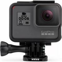 Câmera Digital Gopro Hero 6 Black 12Mp Com Gravaçõ - Unissex